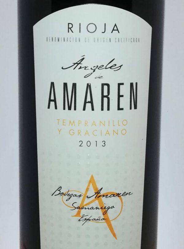 Angeles de Amaren