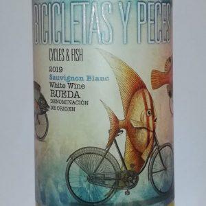 Bicicletas y peces