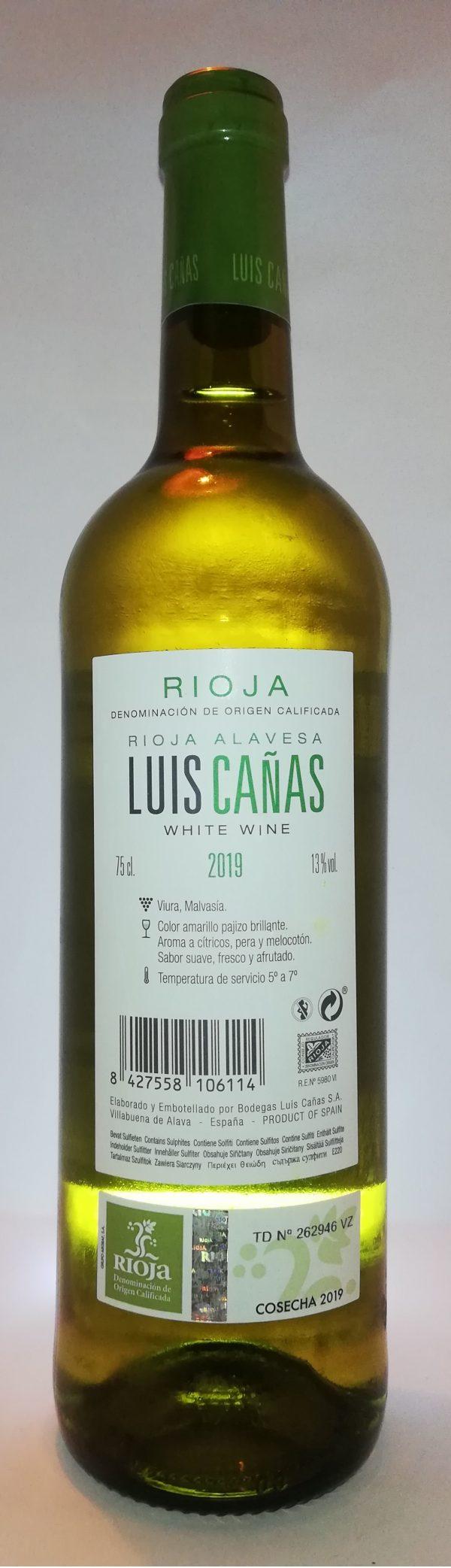 Luis Cañas Blanco B