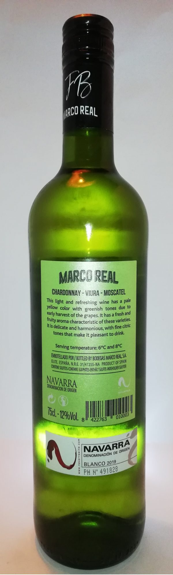 Marco Real Blanco B