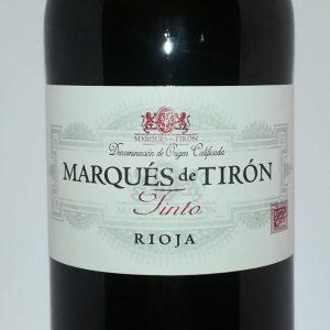 Marqués de Tirón