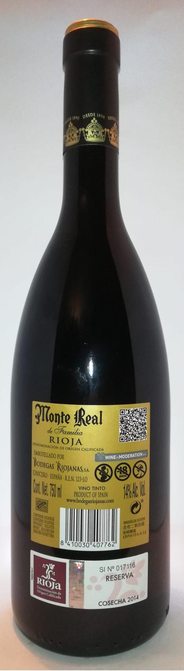 Monte Real Reserva B